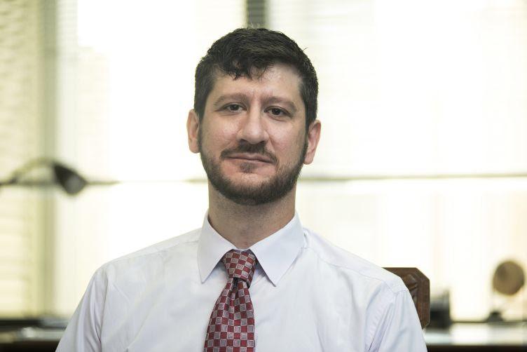 Psiquiatra Gabriel Elias Corrêa de Oliveira, coordenador geral do setor de Psiquiatria do Grupo São Francisco -