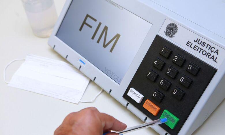Termina hoje prazo para justificar ausência no 2º turno da eleições - Crédito: Agência Brasil