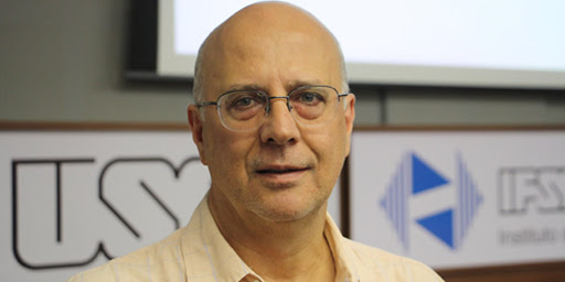 Prof. Dr. Vanderlei Salvador Bagnato – Diretor do Instituto de Física de São Carlos – Universidade de São Paulo e Coordenador do Centro de Pesquisa em Óptica e Fotônica (CEPOF) - Crédito: divulgação