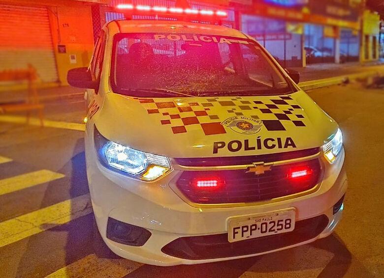 Polícia Militar realizou patrulhamento, mas nenhum criminoso foi localizado - Crédito: arquivo SCA