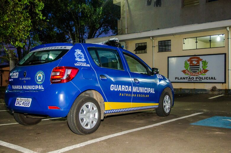 Após denúncia, GM detém acusado de praticar furto na Lagoa Serena - Crédito: Arquivo/São Carlos Agora