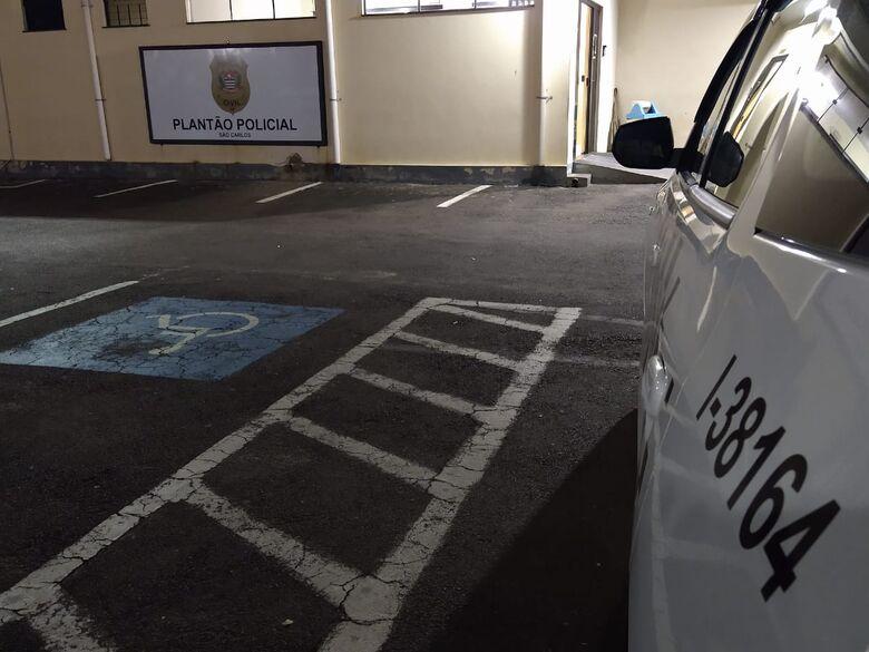 Policiais militares tiram procurado pela Justiça de circulação - Crédito: Arquivo/São Carlos Agora