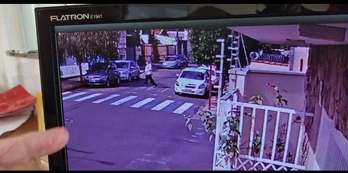 Homem tem carro furtado e pede ajuda para localizá-lo - Crédito: Divulgação