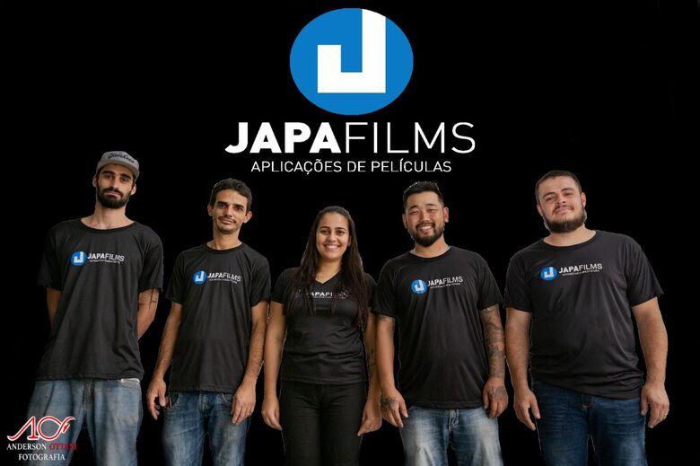 Equipe Japa Films - Crédito: Divulgação