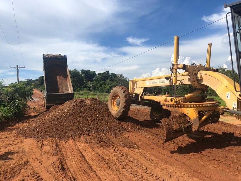A conservação é fundamental para que os produtores rurais escoem a produção - Crédito: Divulgação