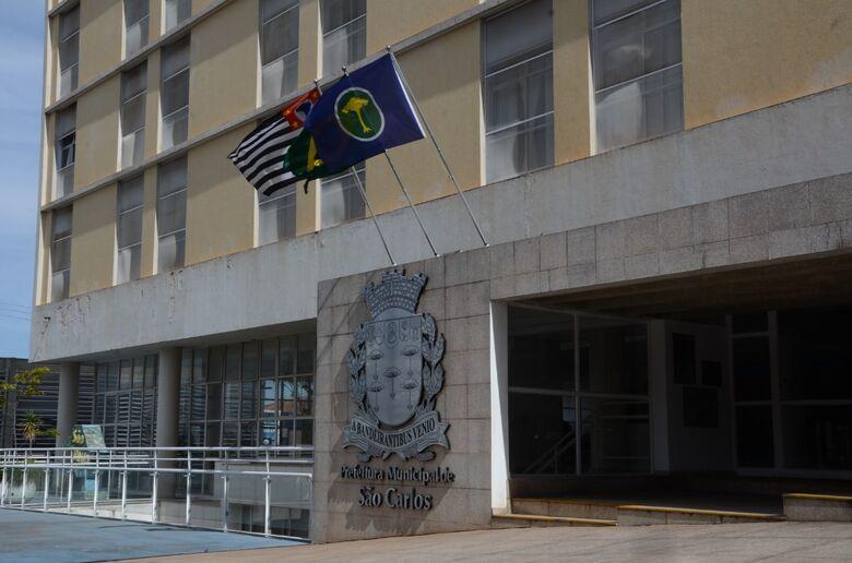 Paço Municipal de São Carlos - Crédito: Divulgação