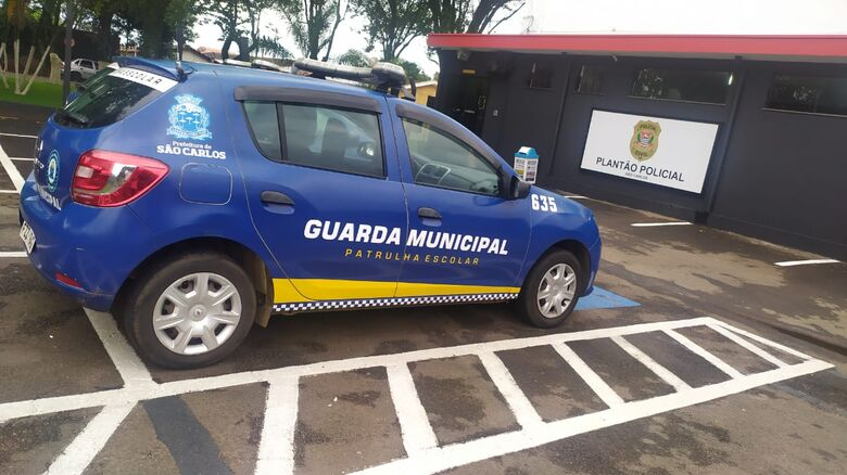 Procurado pela Justiça foi detido pela GM - Crédito: Maycon Maximino