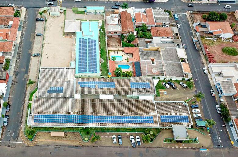 CPFL lembra que o principal objetivo do investimento é promover a sustentabilidade financeira do hospital - Crédito: Divulgação