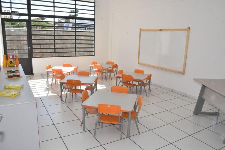 Escola infantil - Crédito: divulgação