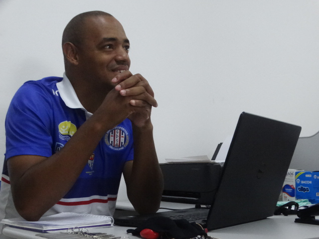 Independentemente do início do campeonato, o técnico Marcus Vinícius informou ao São Carlos Agora que a o Grêmio continuará a ter um time competitivo em 2021 - Crédito: Marcos Escrivani