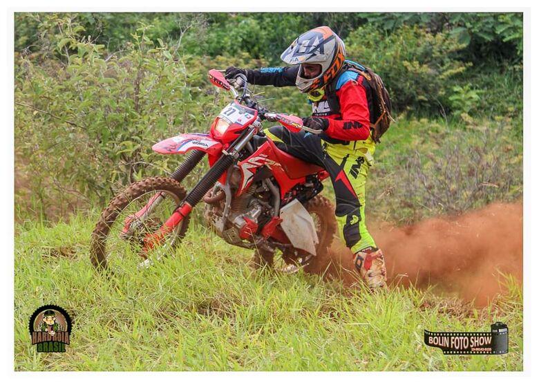 Kauan teve um teste difícil em Campinas e ficou em segundo lugar - Crédito: Bolin Foto Show