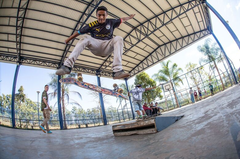Inteiramente gratuito, projeto Skate Cidadão inicias aulas online em fevereiro - Crédito: Divulgação