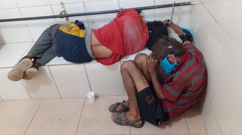 Dupla é presa em flagrante por furto no Jardim Bandeirantes - Crédito: Divulgação