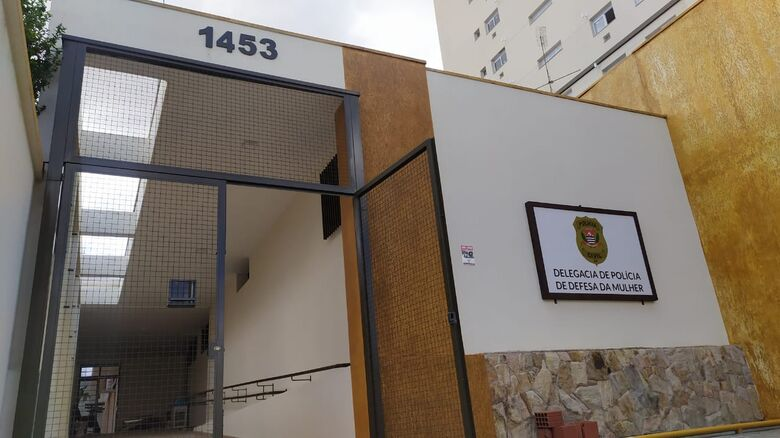 Caso de violência doméstica foi registrado na DDM - Crédito: Arquivo/São Carlos Agora