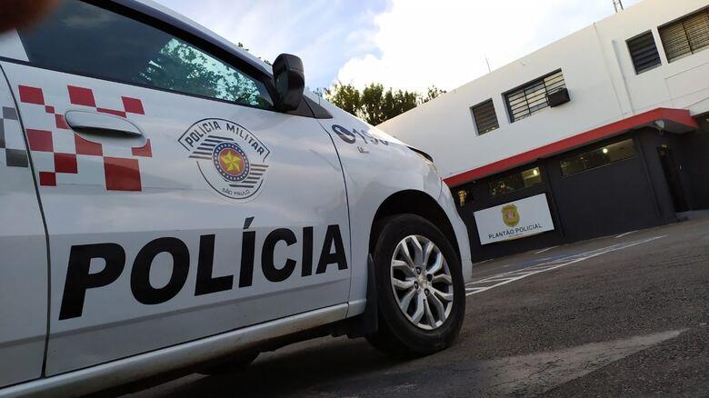Assalto a uma fazenda foi registrado no plantão policial - Crédito: Maycon Maximino
