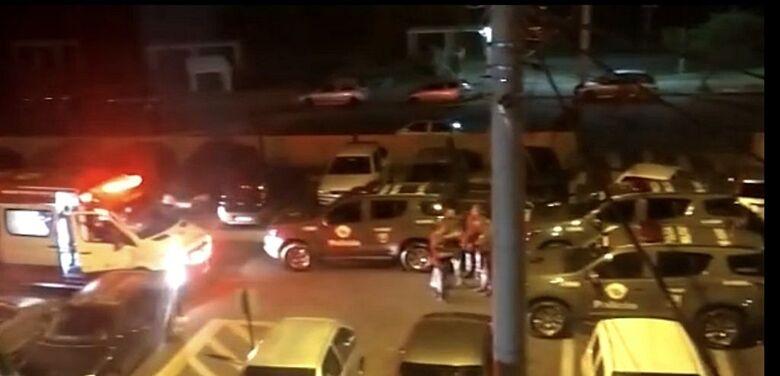 Criminoso é morto após atirar contra policiais do BAEP - Crédito: divulgação
