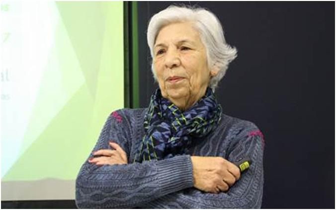 Professora Dra Yvonne Primerano Mascarenhas - Crédito: Divulgação