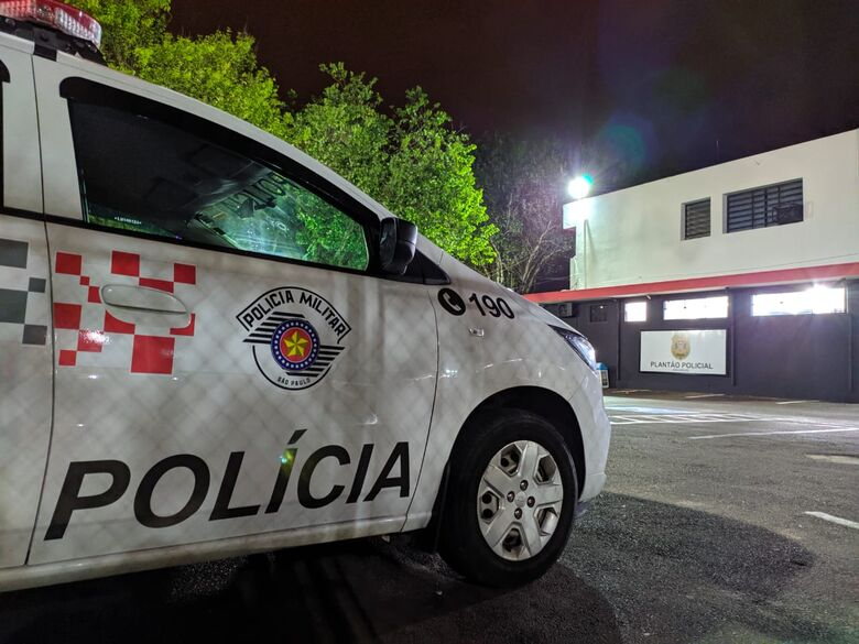 Ocorrência foi registrada no plantão policial - Crédito: Maycon Maximino