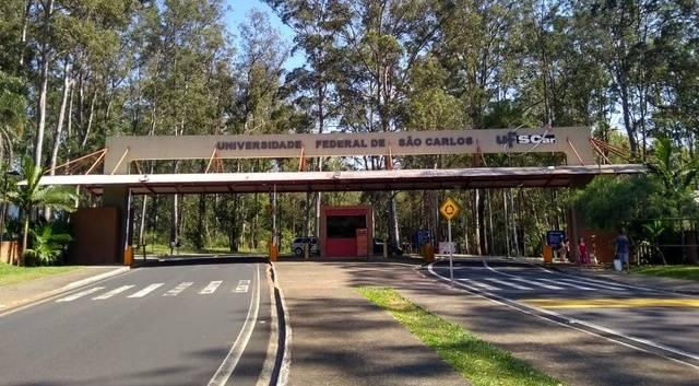 Universidade Federal de São Carlos - Crédito: Divulgação