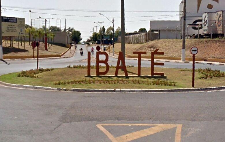 Entrada do Jd. Cruzado em Ibaté - Crédito: Reprodução Google Maps