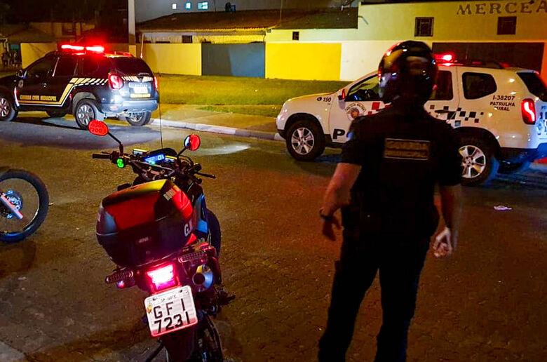 As ações das forças de segurança atendem às denúncias que são realizadas pela própria população - Crédito: Divulgação
