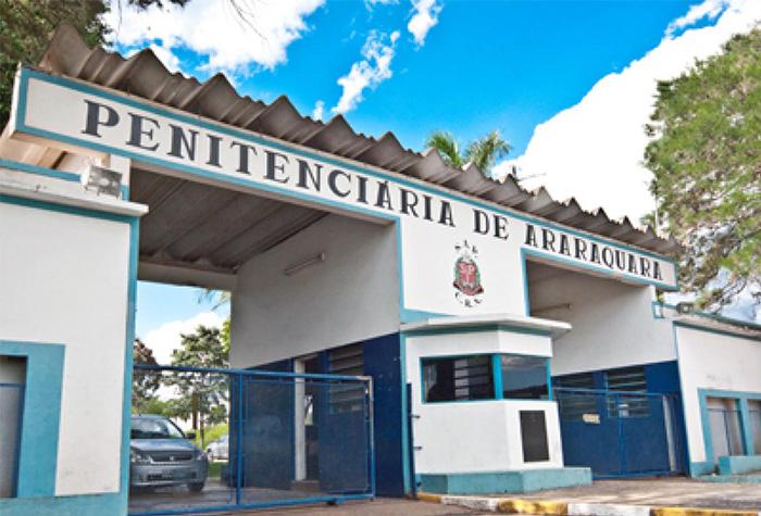Penitenciária de Araraquara - Crédito: divulgação