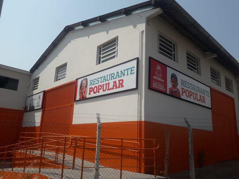Restaurante Popular do São Carlos VIII - Crédito: divulgação