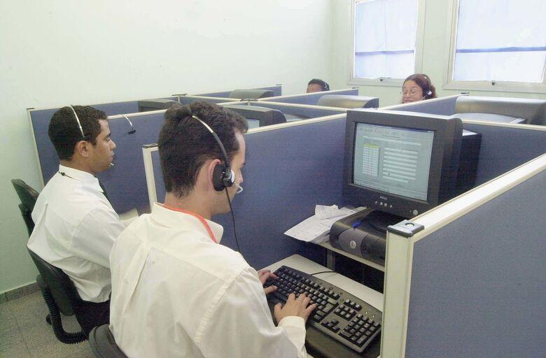 Telemarketing - Estado de São Paulo proíbe cobranças por telefone e mensagens - Crédito: divulgação