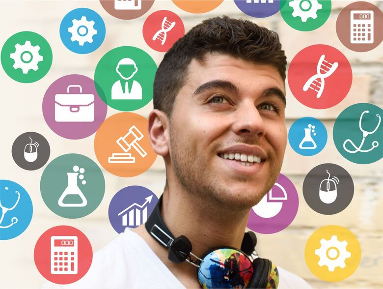 Unicep oferece clínica para ajudar adolescentes a escolherem a profissão - Crédito: divulgação