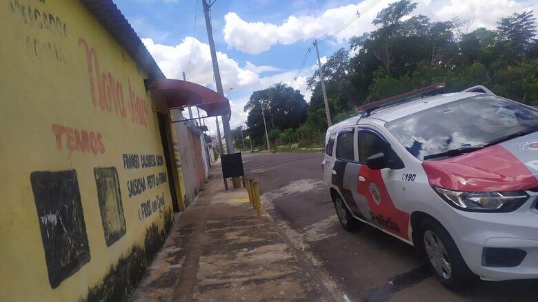 Minimercado já foi alvo de outros assaltos - Crédito: Maycon Maximino