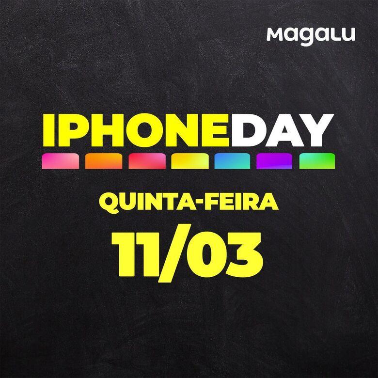 Nesta quinta 11/03 no Magalu de São Carlos super FESTIVAL DE IPHONES -