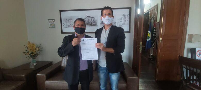 Malabim e Elton Carvalho solicitam R$500 mil de emenda parlamentar ao deputado Celso Russomanno -