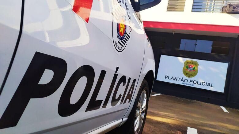 Caso foi registrado no plantão policial - Crédito: Arquivo/São Carlos Agora