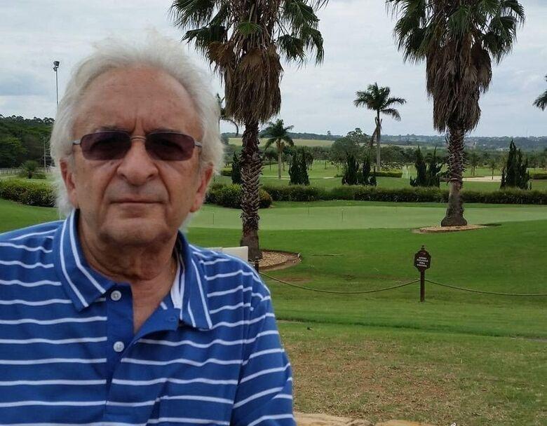 Morre aos 77 anos, Deca Cardamone, vítima da Covid-19 - Crédito: arquivo pessoal