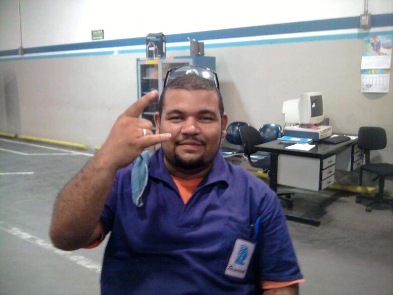 Kleber Eduardo dos Santos Turatti - Crédito: arquivo pessoal