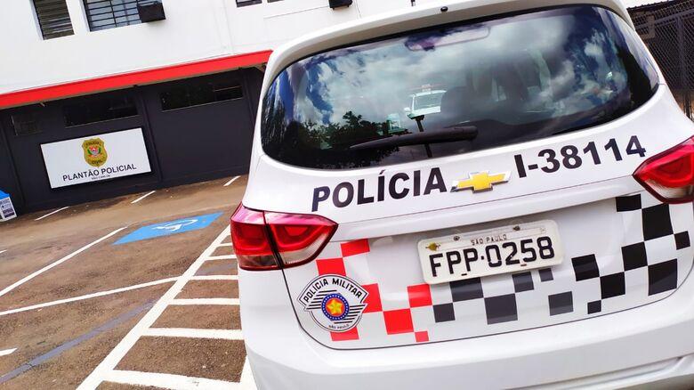 Alterado, homem foi encaminhado ao plantão policial - Crédito: Arquivo/São Carlos Agora