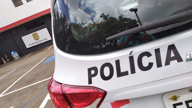 Roubo foi registrado no plantão policial - Crédito: Arquivo/São Carlos Agora