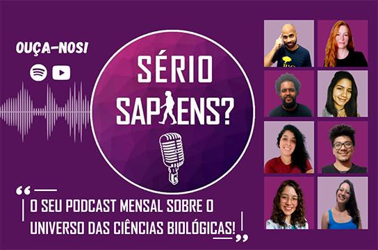 Equipe é formada por sete biólogos e um músico - Crédito: Divulgação