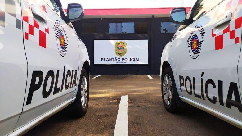 O caso de violência doméstica foi registrada no plantão policial - Crédito: Arquivo/São Carlos Agora