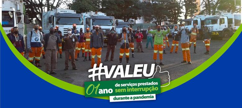 São Carlos Ambiental parabeniza seus colaboradores pelo Dia do Trabalho -
