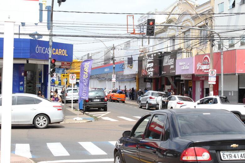 Região Central de São Carlos - Crédito: divulgação