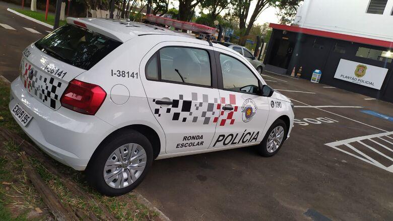O caso de violência doméstica foi registrado no plantão policial - Crédito: Arquivo/São Carlos Agora