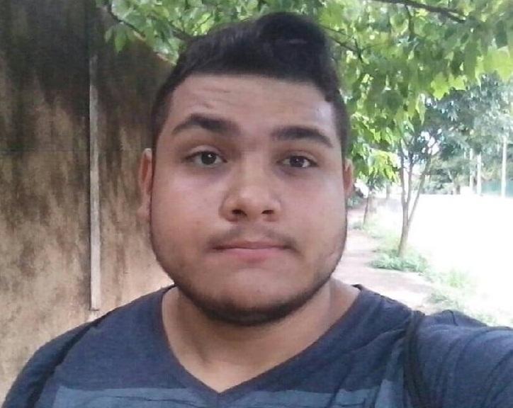 Diego é mais uma vítima da Covid-19. Corpo será sepultado às 17h30 - Crédito: Divulgação