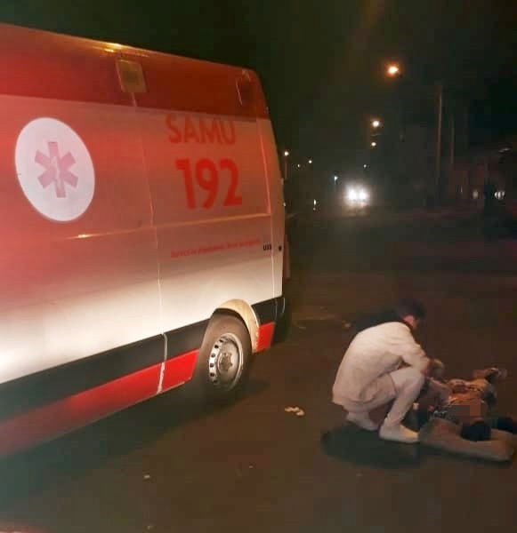 Filho foi baleado pelo pai no Planalto Verde - Crédito: Maycon Maximino