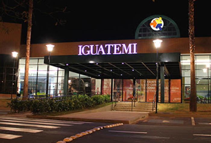 Iguatemi São Carlos - Crédito: divulgação
