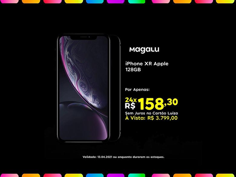 Magalu promove Festival de Iphones nesta terça-feira (13); confira as ofertas -