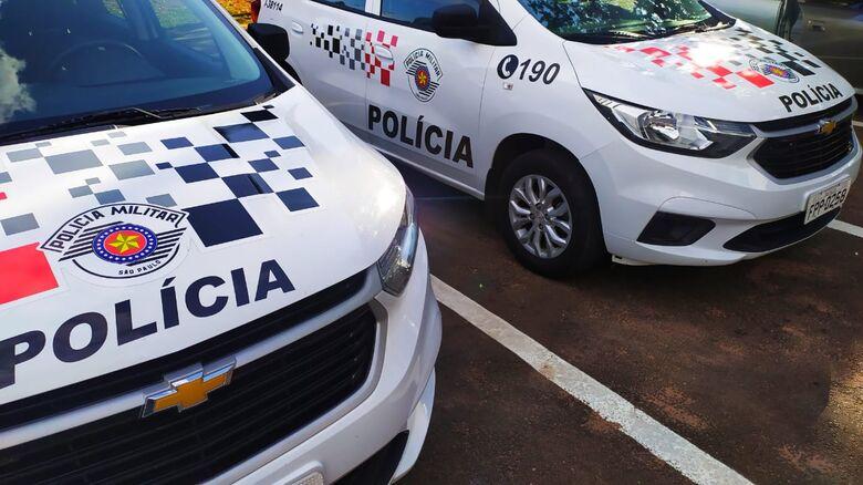 Procurado por roubo foi detido e encaminhado a CPJ - Crédito: Maycon Maximino