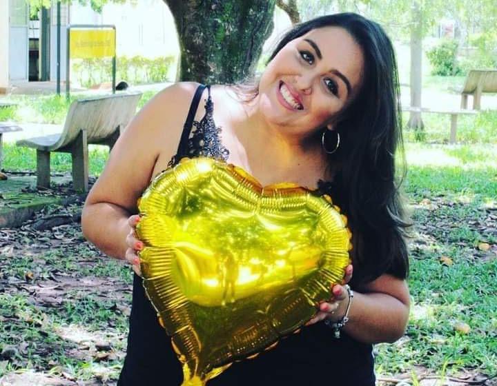 Amiga pede orações a professora de São Carlos internada com Covid-19 - Crédito: arquivo pessoal