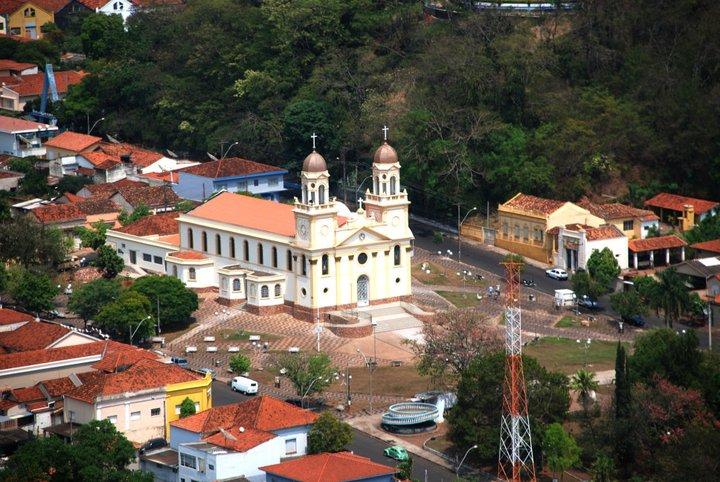 Ribeirão Bonito - Crédito: Amarribo