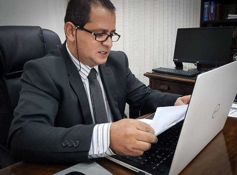 Roselei Françoso enumera ações do Legislativo nos 100 dias de gestão - Crédito: Divulgação